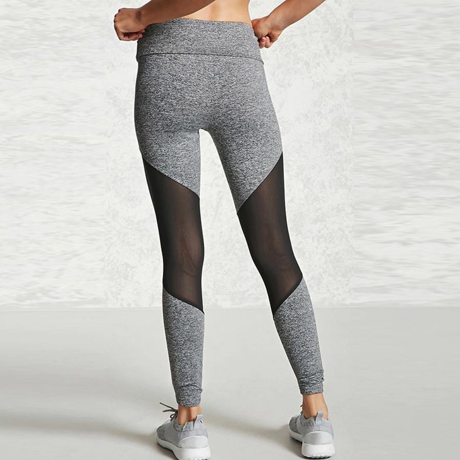 Women High Waist Sports Gym Yoga Running Fitness Leggings Pants Workout Clothes