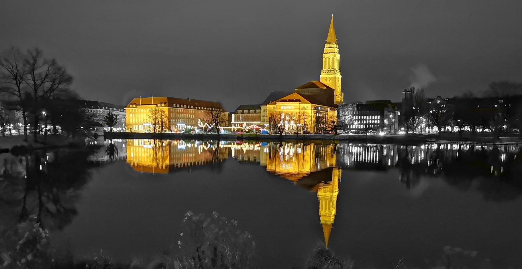 Weihnachtsmarkt In Kiel