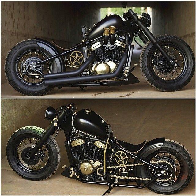 Top Bike Riding Motorcycle Bobber Cool Bikes
