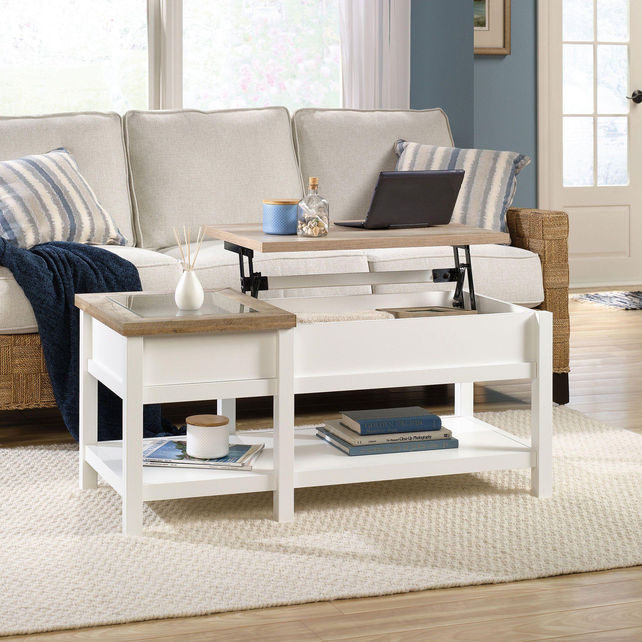 Amenajare In Culori Deschise Coastal Living Room Furniture Coffee Table Lift Top Coffee Table [ 2048 x 2048 Pixel ]