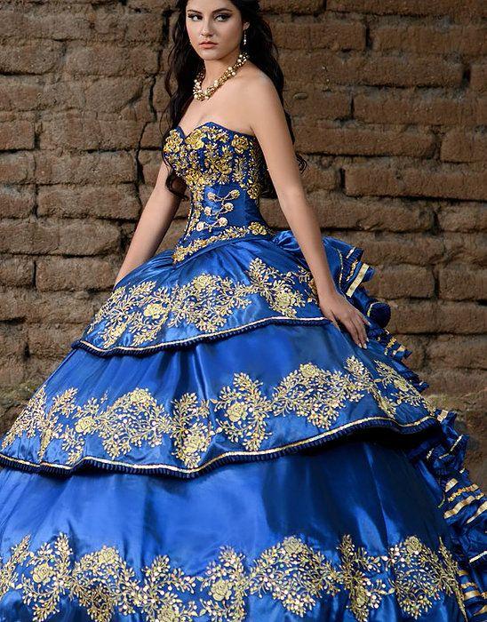Quinceañera Dresses Ragazza Morena Esencial Coleccion