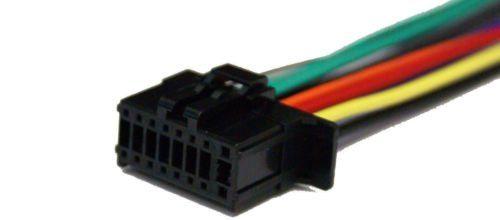 Wiring Harness Fits Pioneer Deh X35ui Deh X3500ui Deh X5500hd Deh
