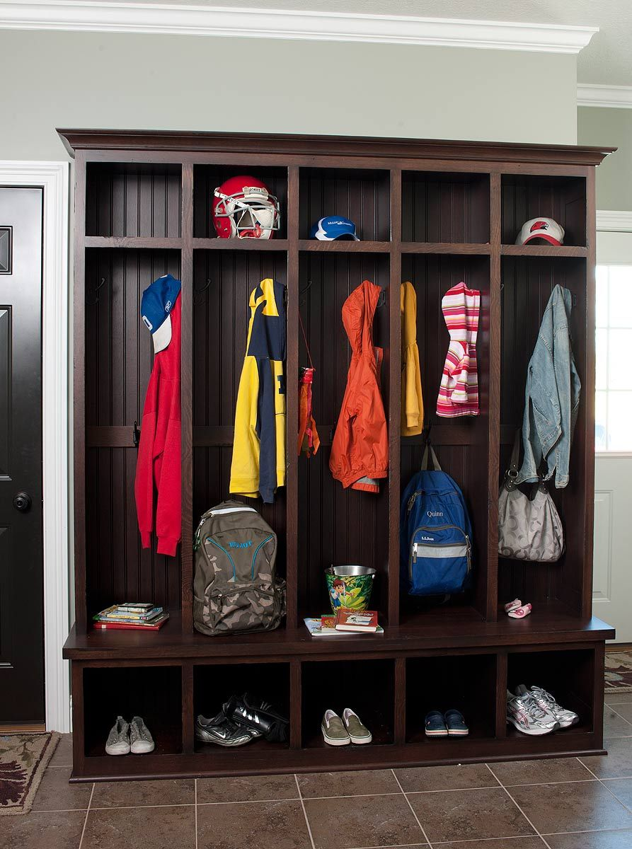 Mullet Cabinet   Kids Storage Lockers Providing Great Organization For  Everyday Messes.