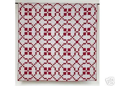 surrouned by red quilt | Red and white, Burgoyne Surrounded quilt marilyn mowry quilt for wayne