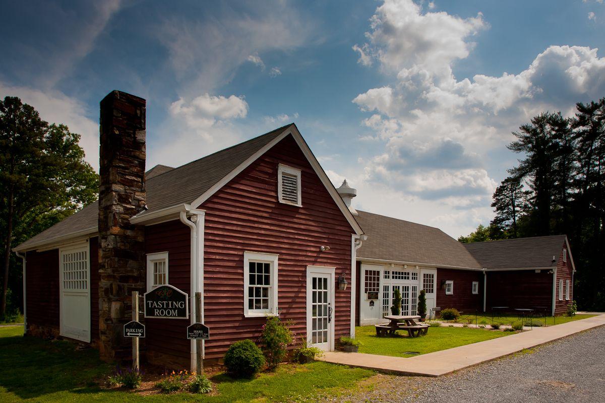Grassy Creek Vineyard & Winery State Road NC Winston