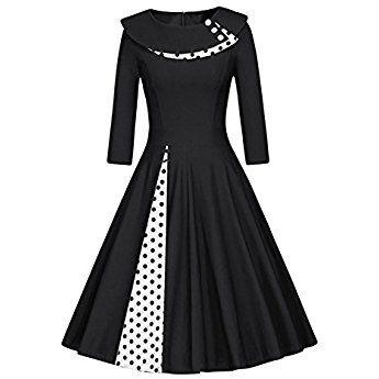 Abiti Da Sera Taglia 50.Immagine Su Short Dresses Di Bella Vestiti Abiti Abiti Rockabilly
