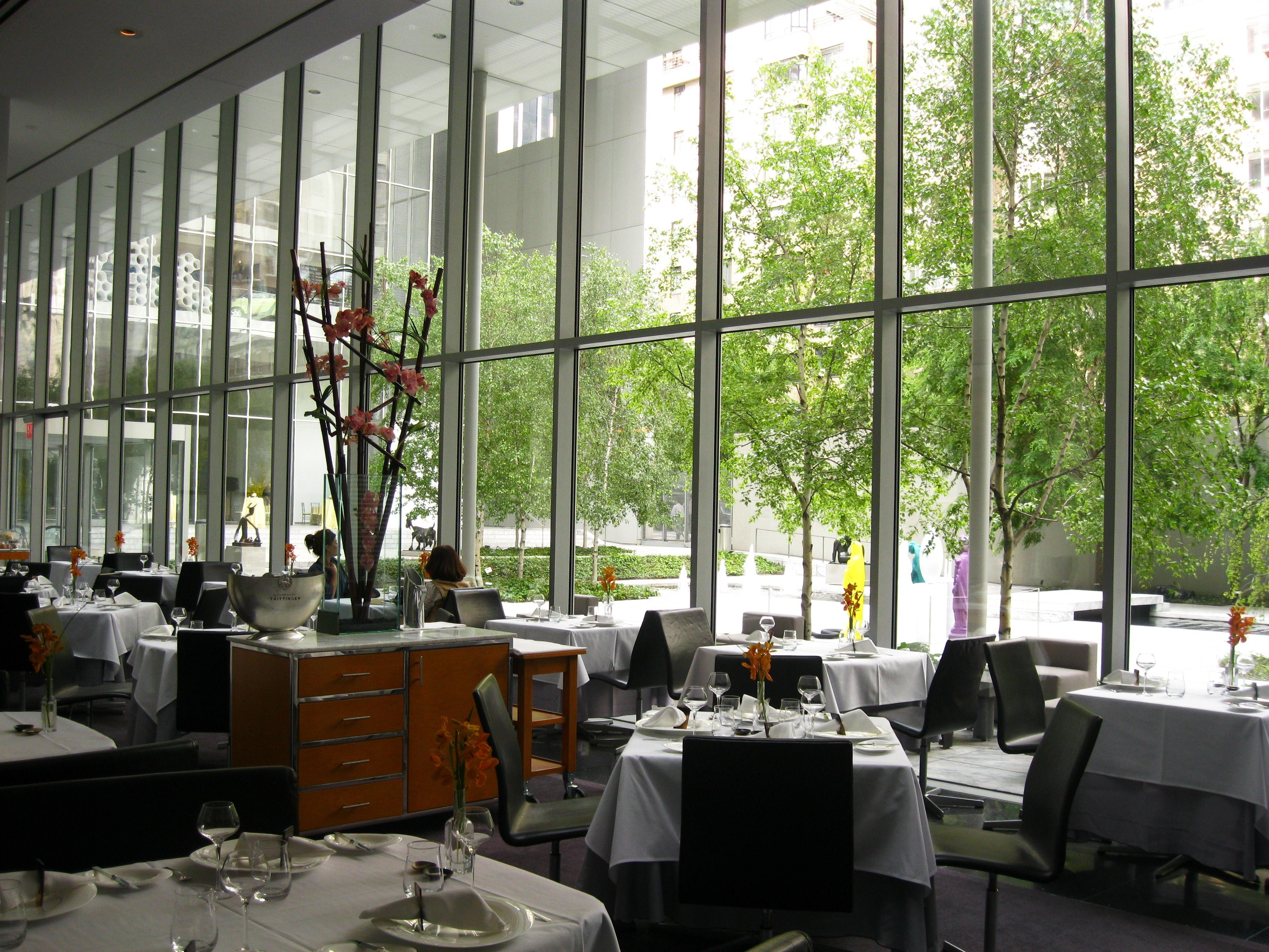 The Modern @ MoMA  Dining Room