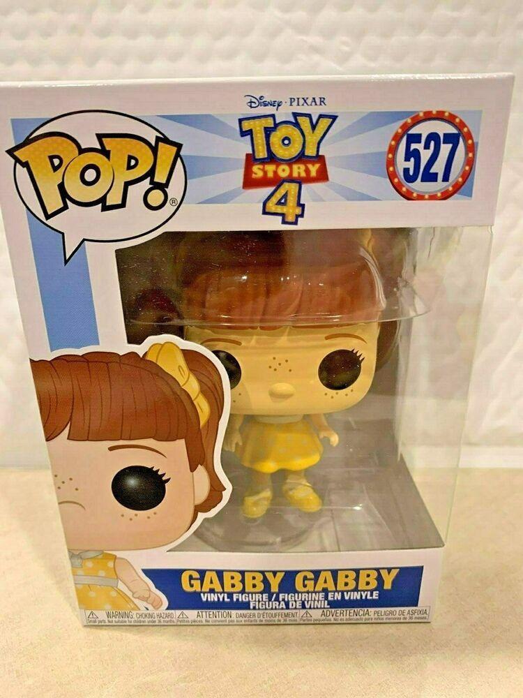 VINILE Gabby Gabby da collezione figure #527 Funko TOY STORY 4 POP