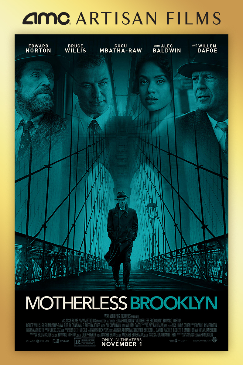 AMC Featured Movies Brooklyn film, Movies, Bruce willis