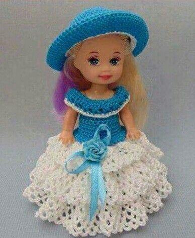 Cute doll.......