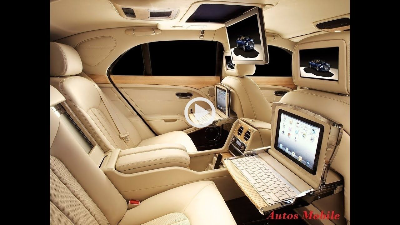 Top 10 Luxury Cars Interior Ever Top 10 Luxury Cars Top 10 Luxury Cars I Best Representation Bentley Mulsanne Luxury Car Interior Bentley Interior