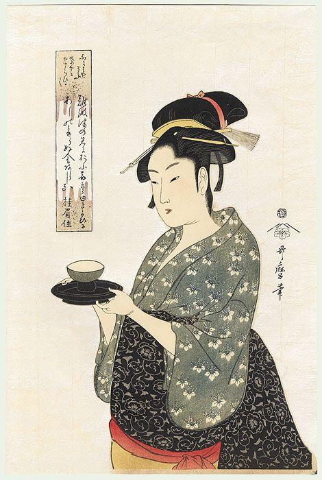82 Chanoyu Prints By Chikanobu Et Al Ideas Japanese Tea Ceremony Tea Ceremony Japanese Tea