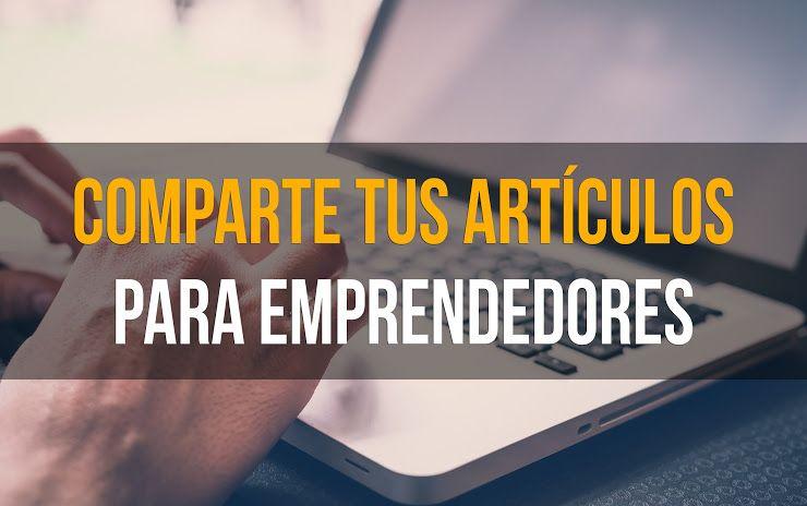 Artículos para emprendedores
