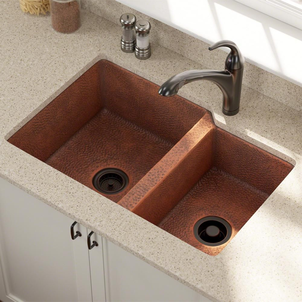 901 Offset Copper Sink | Sinks and Faucet on wall mount kitchen sink faucet, farmhouse kitchen sink faucet, single kitchen sink faucet,