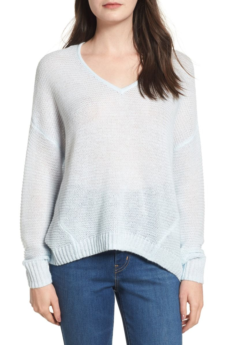 Free Shipping And Returns On Bp Double V Sweater At Nordstrom Com