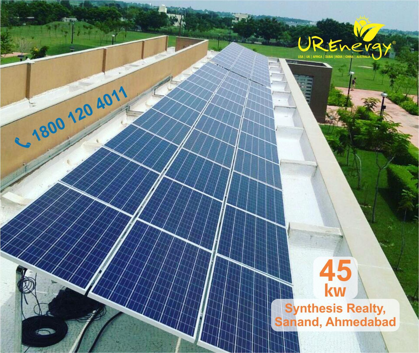 Rooftop Solar Panel Inverters Water Pump Solar Epc Gujarat India U R Energy Solar Solar Panel Inverter Solar Water Pump