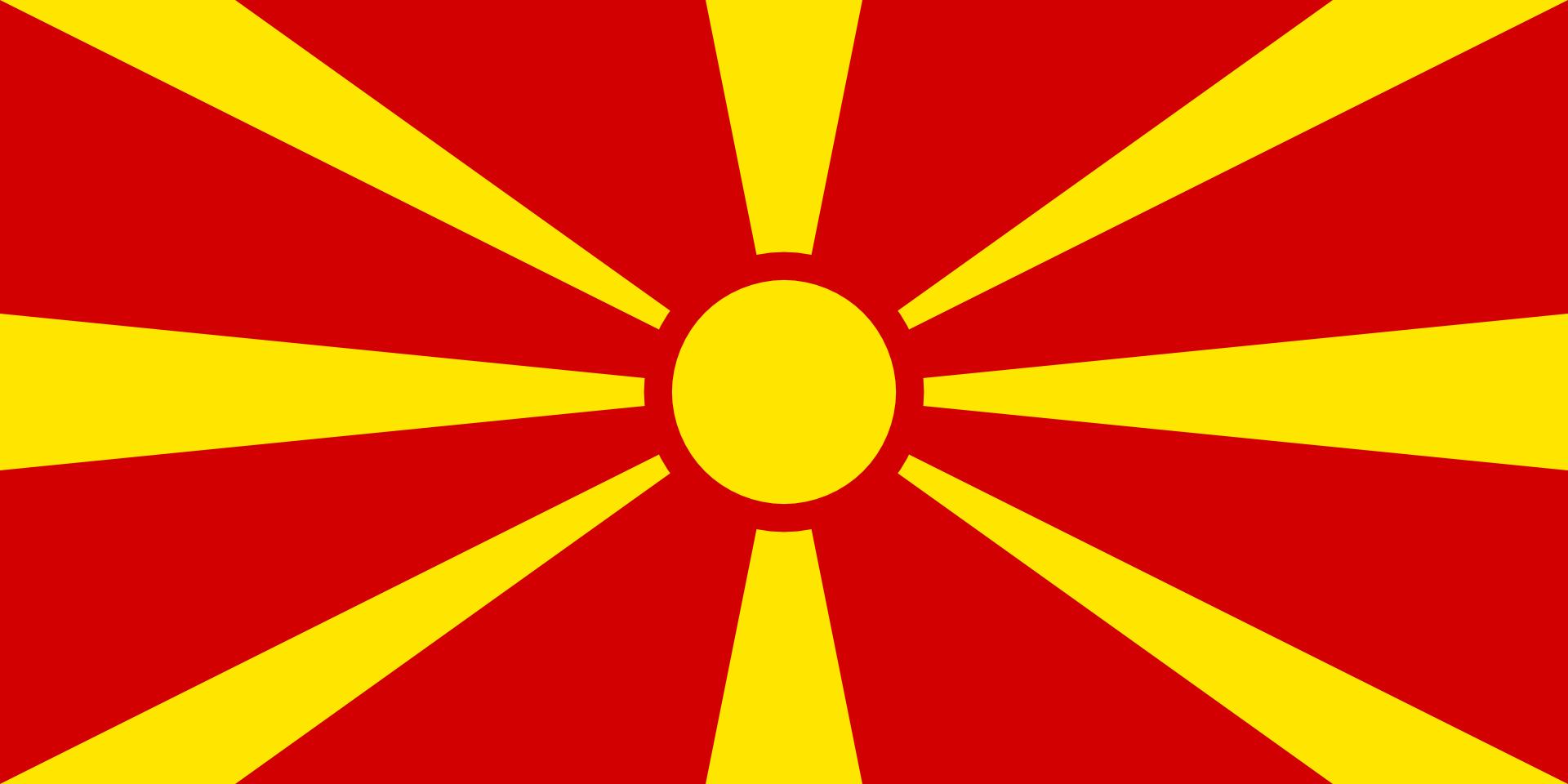 Macedonia Macedonia Flag Republic Of Macedonia Macedonia