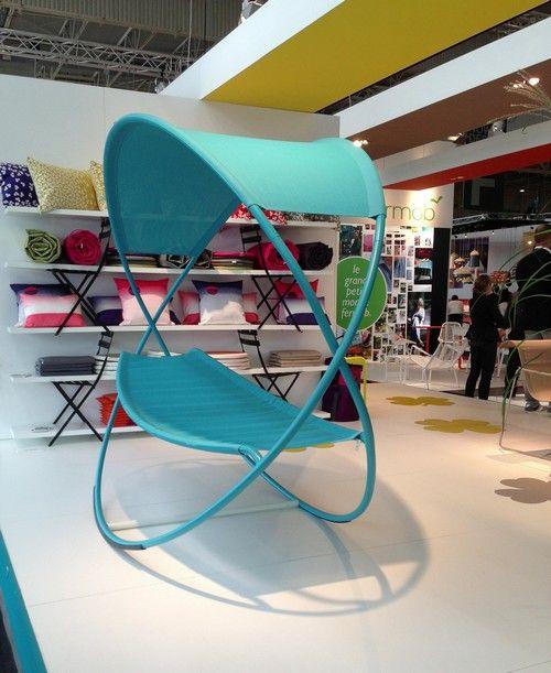 Fermob outdoor furniture mobilier balancelle mo13 hamac osmose fermoblifestyle en 2019 - Mobilier de jardin fermob ...