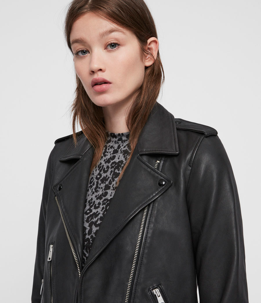 ALLSAINTS US Women's Coats & Jackets, shop now. Leather