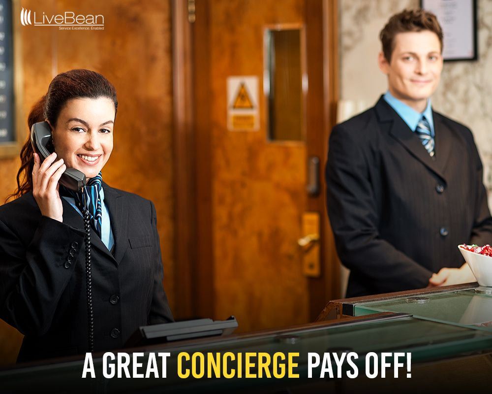 A truly great concierge can elevate prearrival guest's