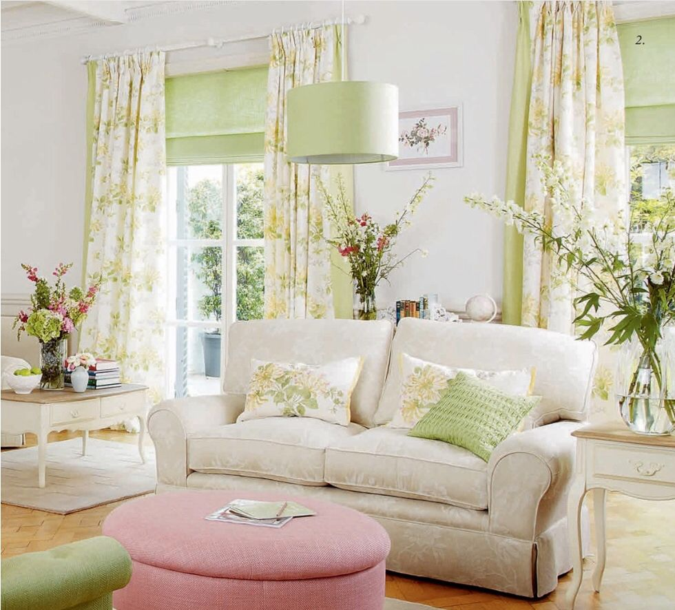 Best Like The Green Blinds Laura Ashley Living Room Living Room Green Spring Living Room Colors 400 x 300