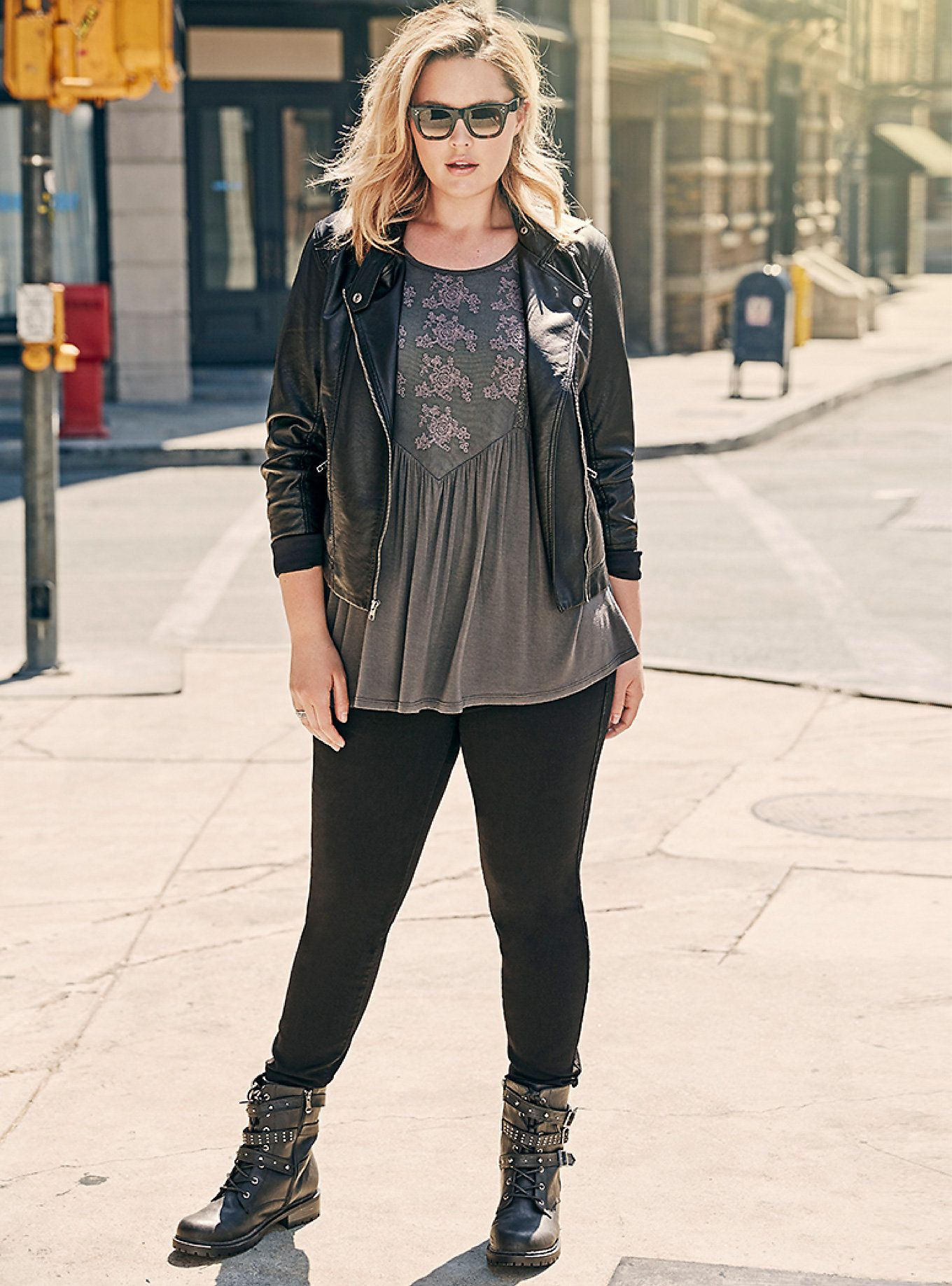 95ab36e636 Shop The Look | Play It Cool - Look 22 | Torrid | Fatshionista in ...