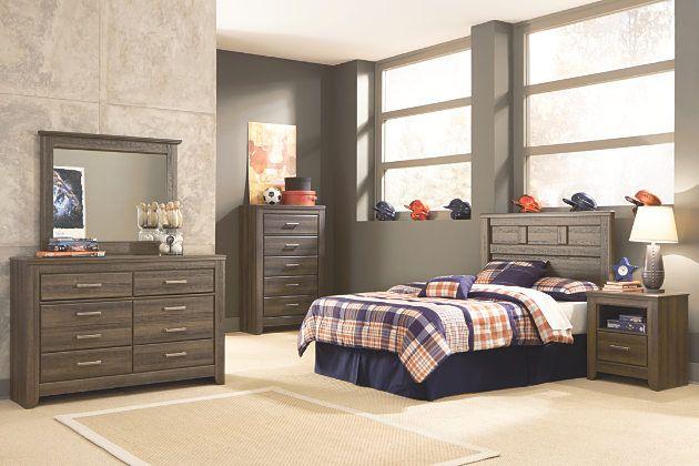Juararo bedroom set with full panel headboard Ideas Pinterest