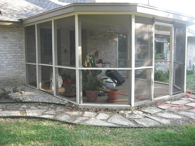 Screen Patio Kits | Build Or Repair Aluminum Or Wood, Re Screen Patios.