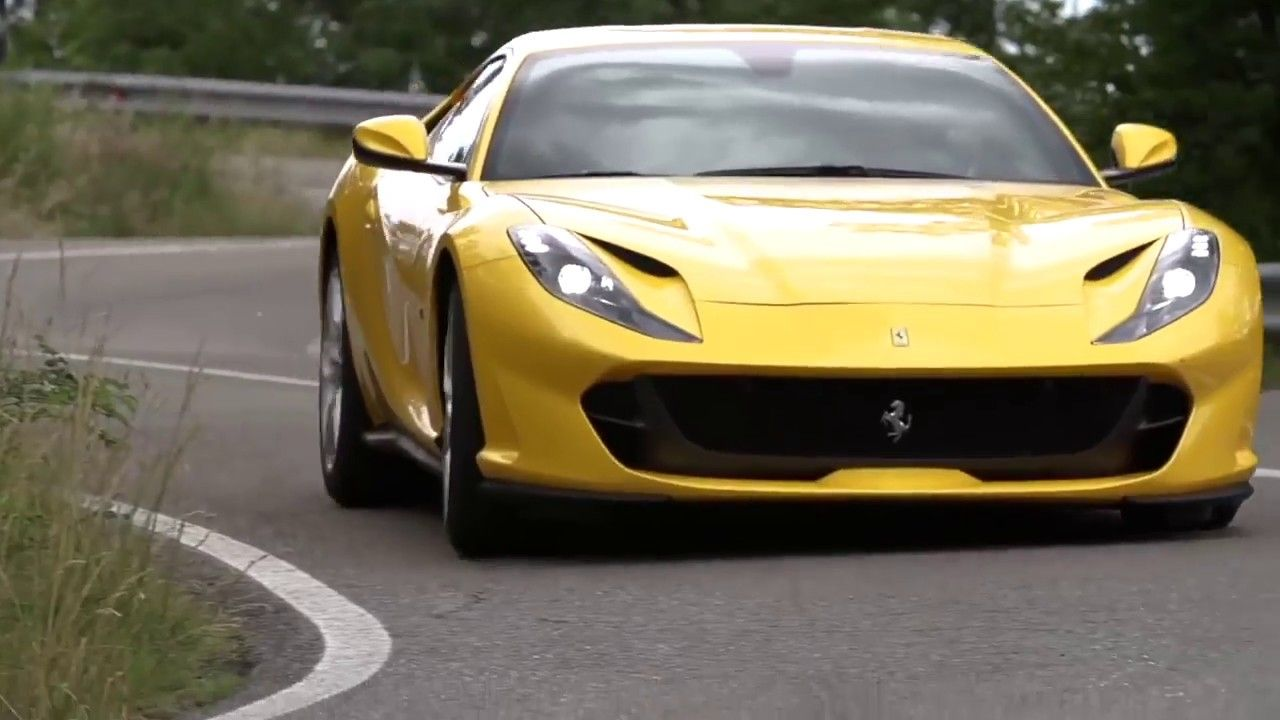 Top 5 Fastest Supercars 2018 Top 5 Best Supercars Top 5 Best New Supe Supercars Tops