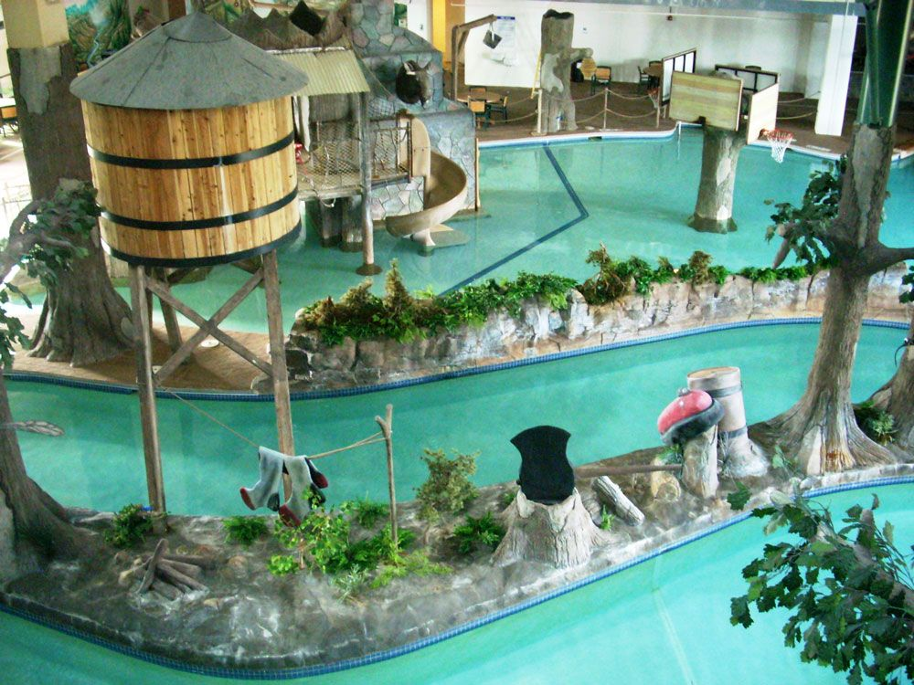 Year Round Minnesota Indoor Outdoor Recreation And Waterpark At The Arrowwood Lodge Brainerd Lakes Baxter