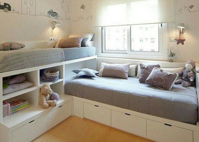 Beds In Shared Rooms What Are My Options Small Kids Room