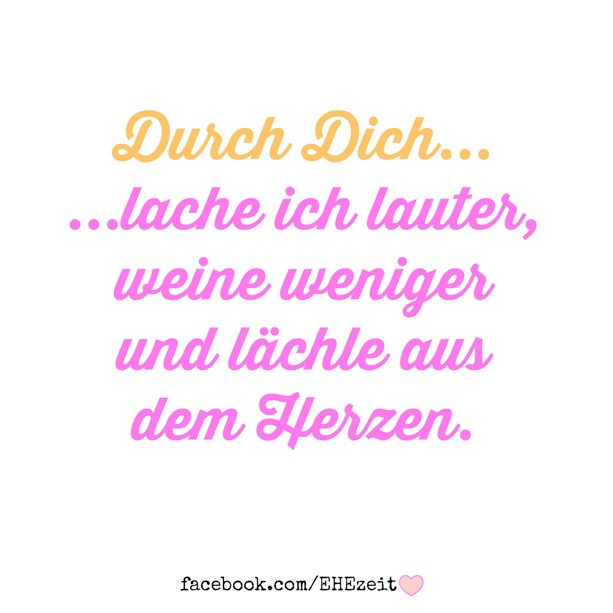 www.facebook.com/EHEzeit  Spruch, Liebe