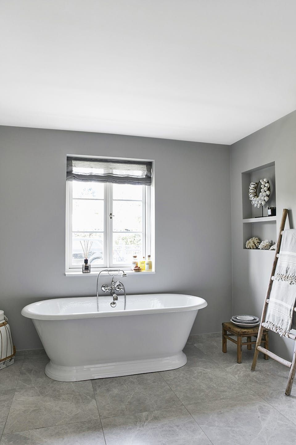 Its possible to soak in the bathtub while enjoying the view of the ...