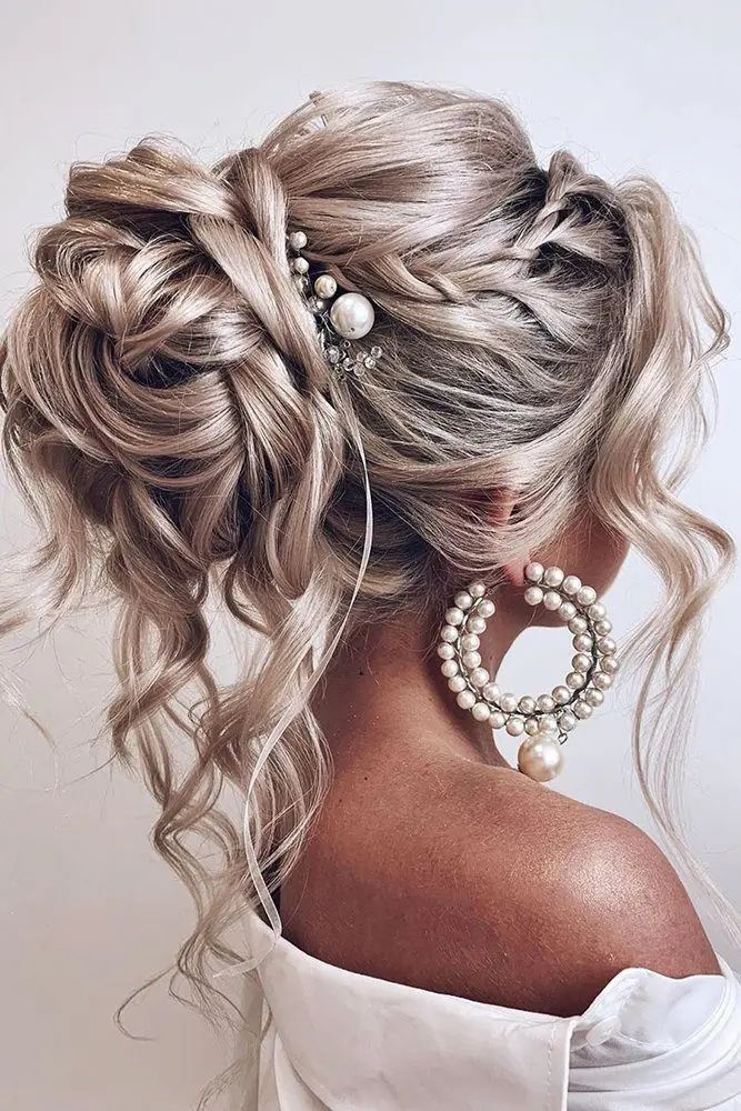102 Beautiful Wedding Hairstyles and Bridal Hair Ideas Gallery