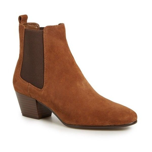 0fc92ba58a69 Ankle boots · Women s Sam Edelman  Reesa  Bootie ( 150) ❤ liked on Polyvore  featuring shoes