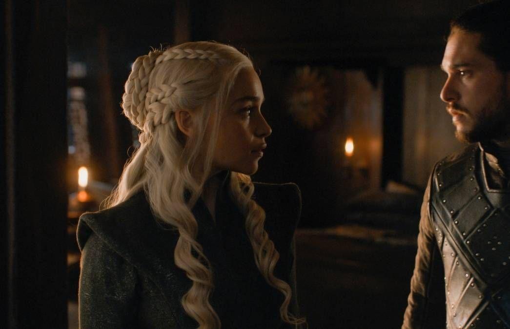 Igra Prestolov 5 Sezon Smotret Onlajn Hd 1080 Lostfilm Daenerys And Jon Jon Snow And Daenerys Movie Facts
