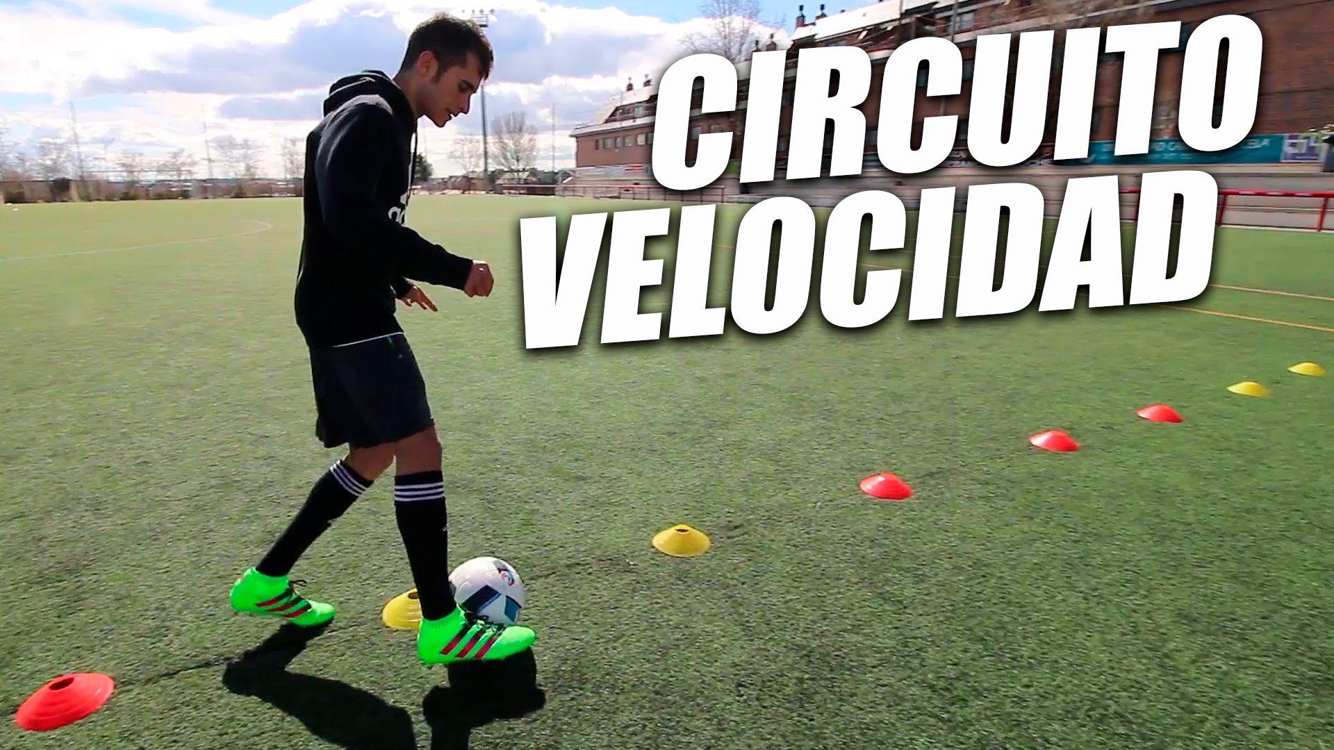 Como Aumentar Tu Velocidad En Fútbol Circuito Básico Velocidad Y Agilidad Entrenamientos Fútbol Entrenamiento Futbol Entrenamiento Fútbol