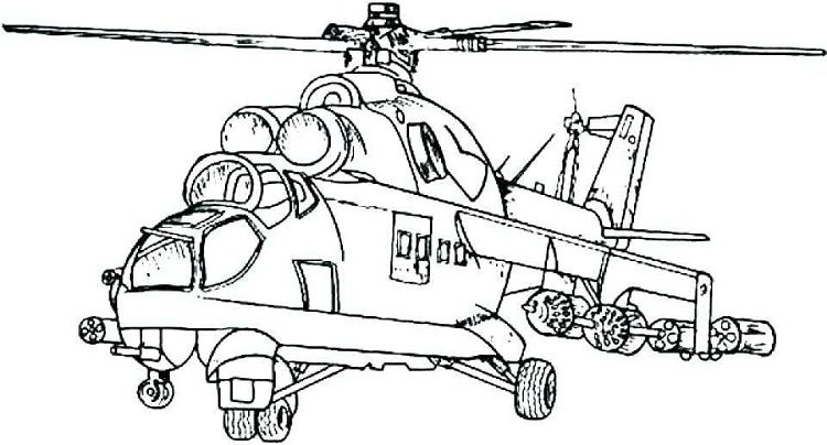Army Helicopter Coloring Pages Coloring Pages For Kids In 2019