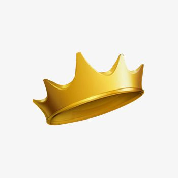 Gold Crown All our images are transparent and free for personal use. gold crown