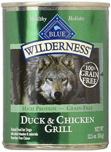Blue Buffalo 596422 Wilderness Canned Dog Food Large Best Dog