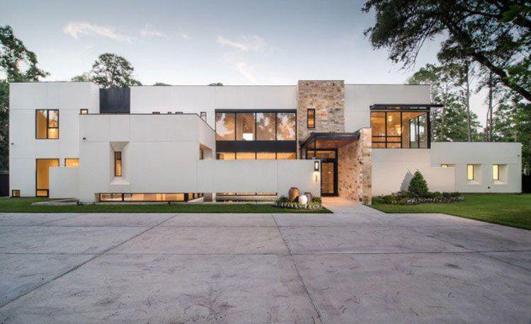 Progettazione Esterni Casa : Foto degli esterni di case moderne dal design incredibile