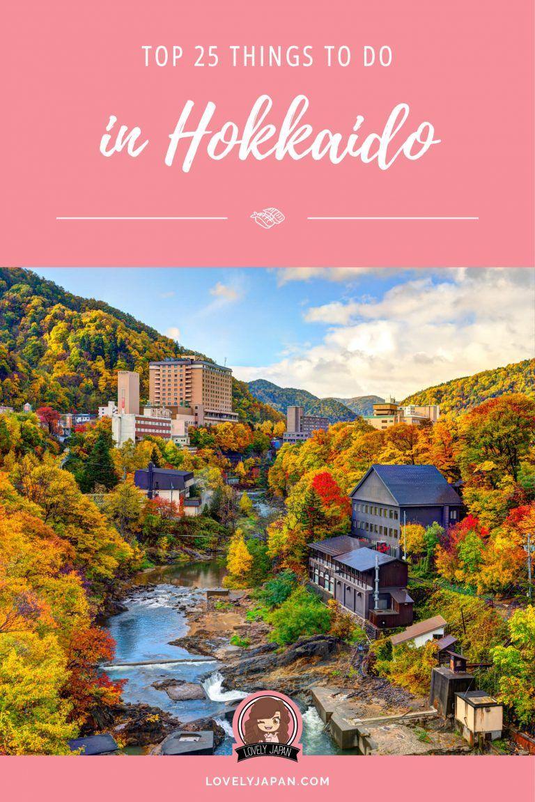 Top 25 Things to do in Hokkaido