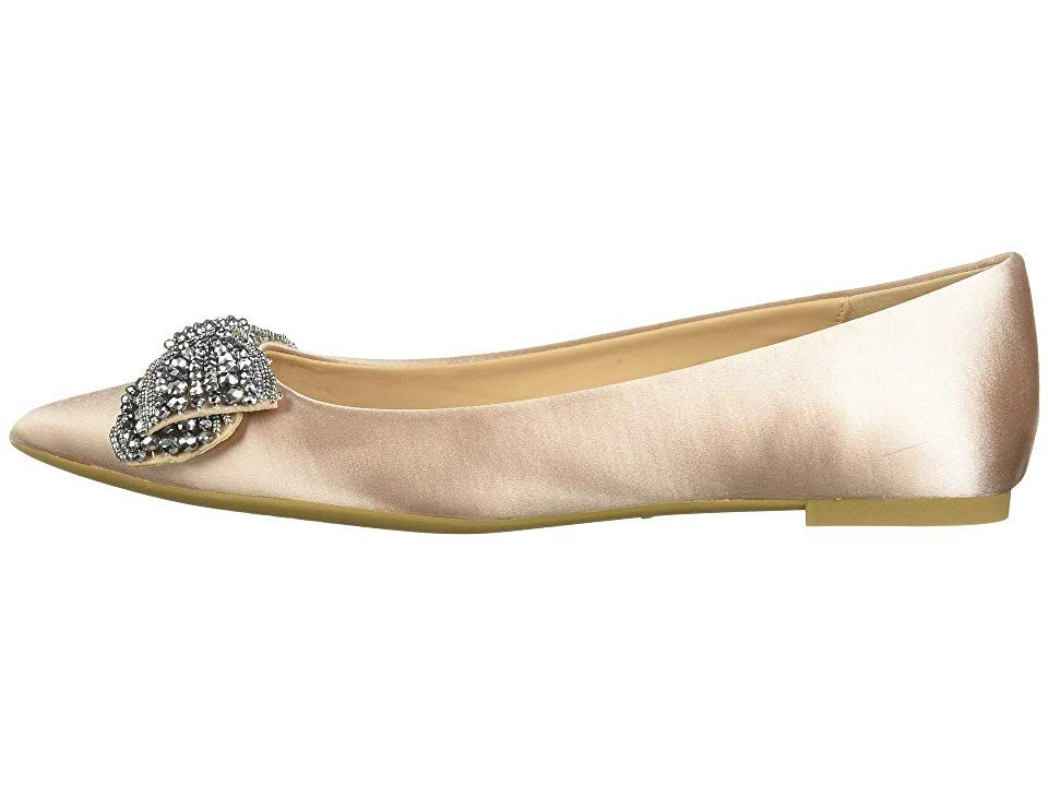 10bc5a1e6794 Jewel Badgley Mischka Zanna Women s Shoes Champagne