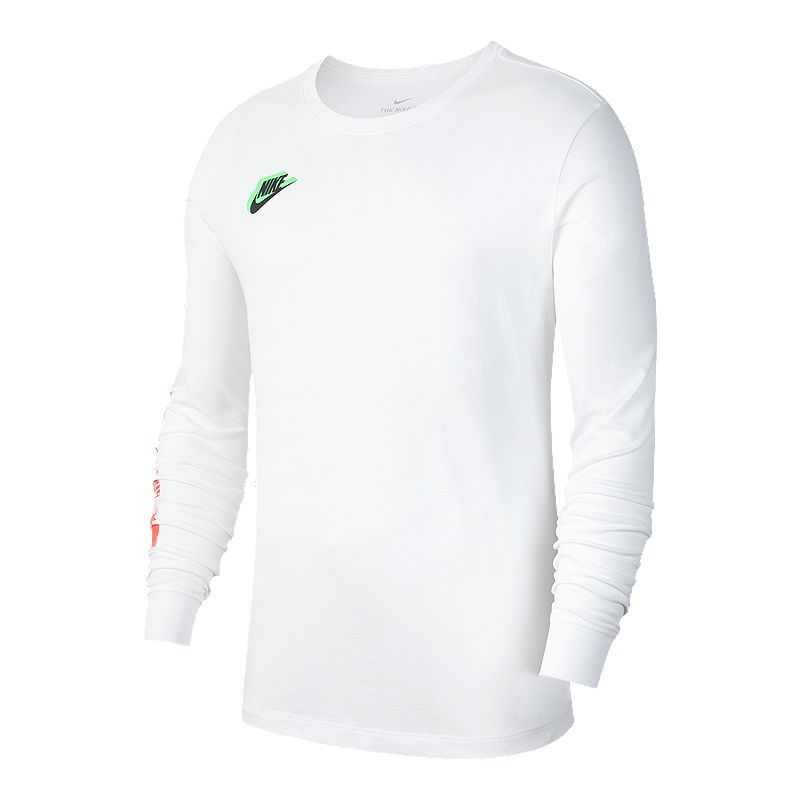 Shop the Nike Sportswear Men's Worldwide Graphic Long Sleeve Shirt online at Sportchek.ca. Free shipping available.