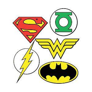 Justice League Emblems DC Comics™ Justice L...