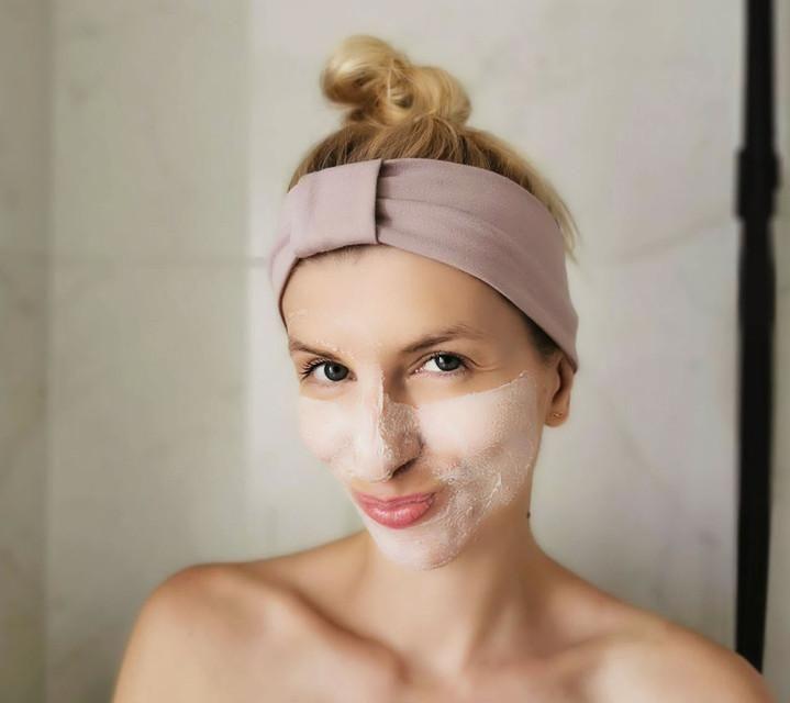 Photo of Active exfoliating face mask