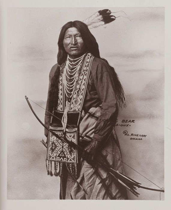 kicking bear,sioux warrior
