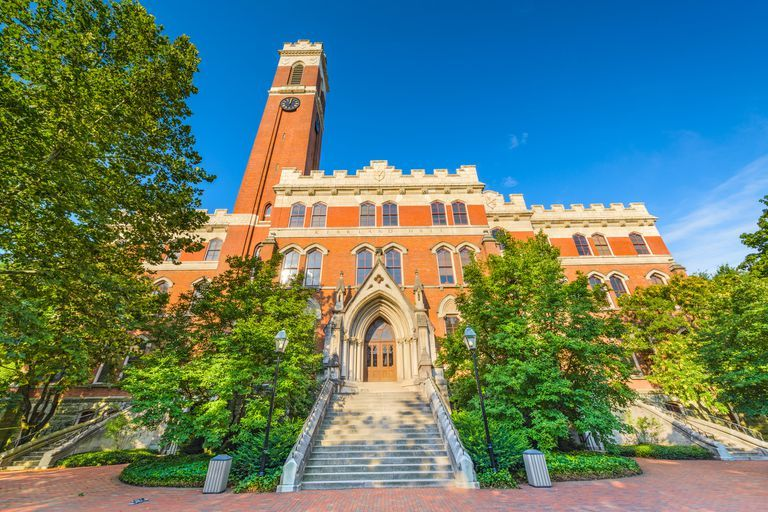 How Competitive Is Vanderbilt University's Admissions