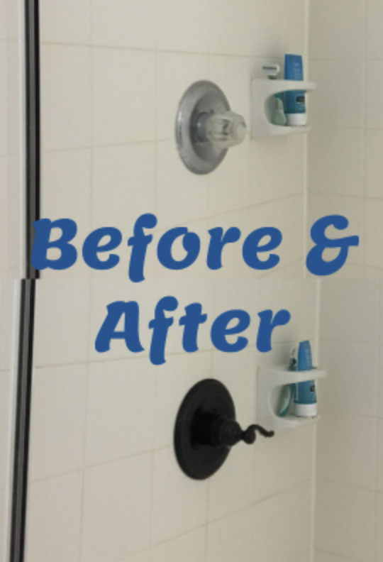 Video Replace A Shower Faucet Handle In 2020 Shower Faucet Handles Shower Faucet Faucet Handles