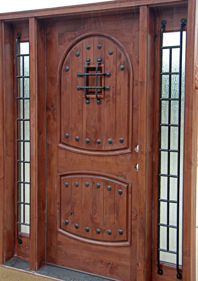 Southwest Exterior Doors Angle View